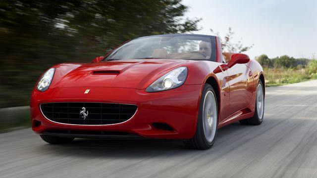 Ferrari gaat medio 2015 naar de beurs