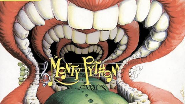 Cd-recensie: Monty Python - Monty Python Sings (Again)