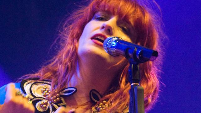Florence and the Machine vervangt Foo Fighters op Glastonbury