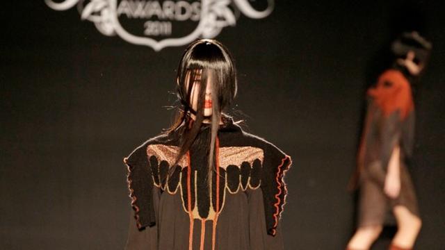 Conny Groenewegen wint Dutch Fashion Awards