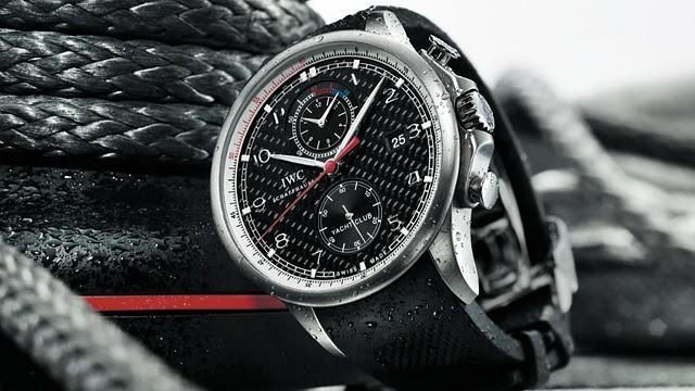 IWC Schaffhausen lanceert 'Volvo Ocean Race' horloge