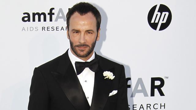 'Tom Ford kleedt James Bond'
