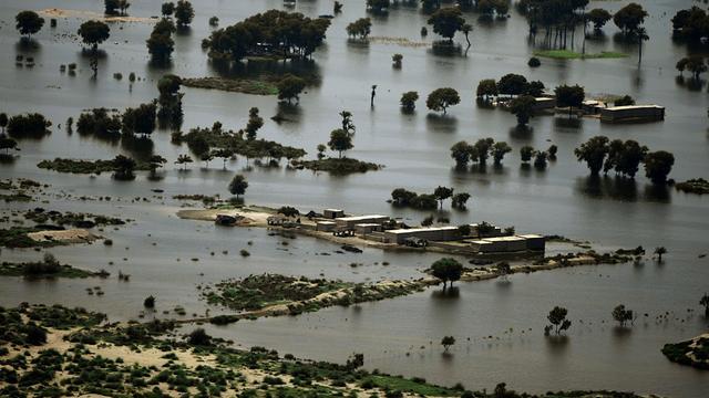'Nieuwe orkanen kunnen megasteden als Karachi schaden'