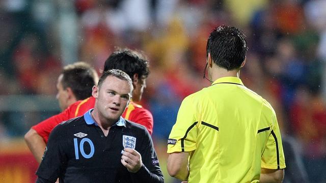 Engeland gaat in beroep tegen schorsing Rooney