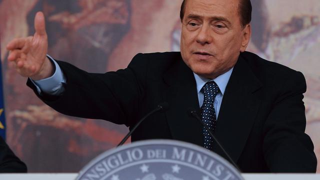 Bossi komt tot akkoord met Berlusconi