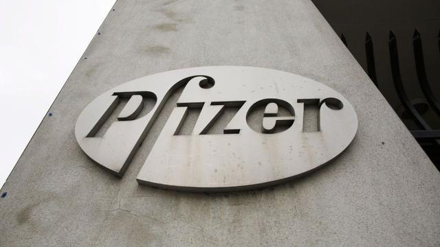 Lagere omzet voor farmaceut Pfizer