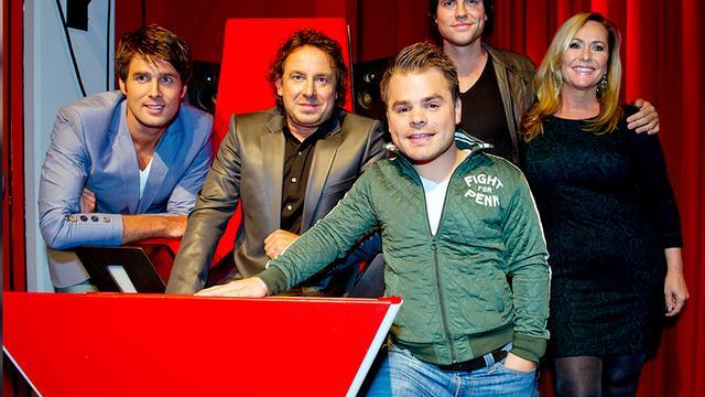 Bijna 3,3 miljoen kijkers voor The Voice II