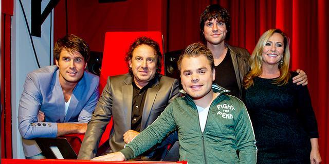 The Voice of Holland wederom kijkcijferkanon