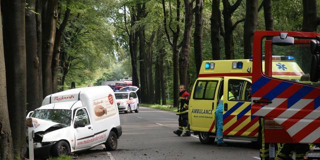 Twee gewonden door explosie op camping