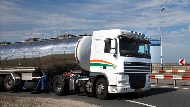 Fors minder truckers vast bij grenzen Rusland
