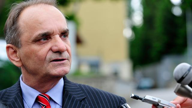 Oorlogsmisdadiger leidt partij in Kroatië