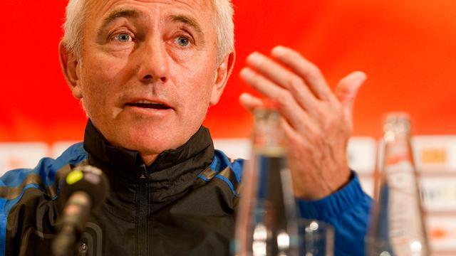 Van Marwijk spreekt van dure les voor Oranje