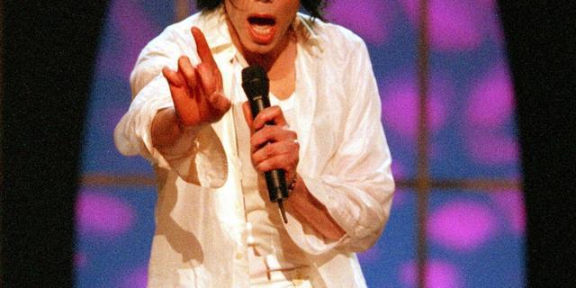 Onbekend filmmateriaal Michael Jackson geveild