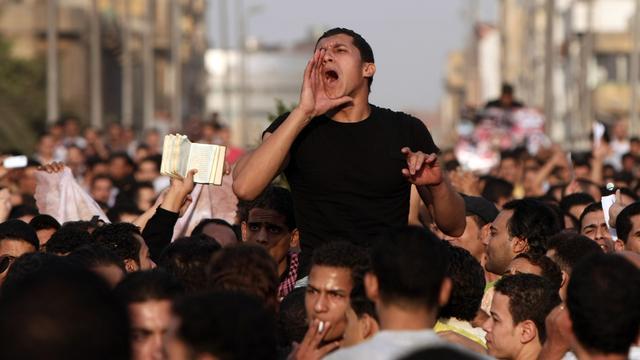 Leger Egypte ontkent vuurgeweld tegen kopten
