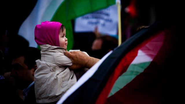 Parijs en Londen niet tegen VN-lid Palestina
