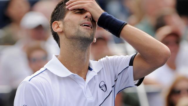 Maand rust voor Djokovic