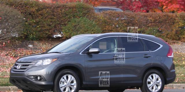 Honda CR-V is helemaal klaar