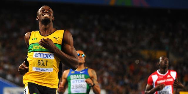 Bolt wil vier afstanden lopen in Londen