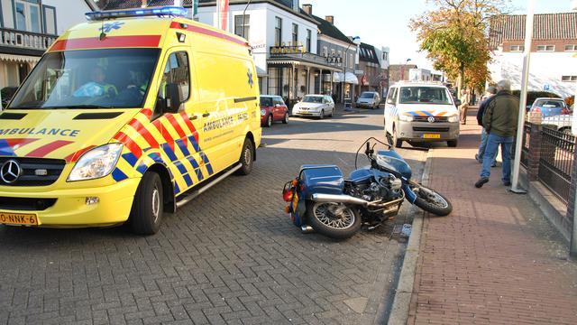 Dode door verkeersongeval in Dwingeloo