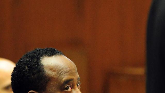 'Lijfarts schuldig aan dood Michael Jackson'