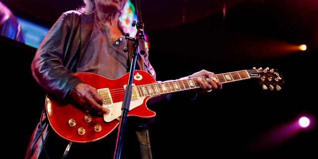 Gitarist Andy Tielman (75) overleden