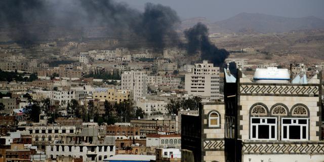 Doden bij bombardement Jemen