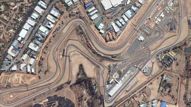 Porsche koopt circuit van Kyalami