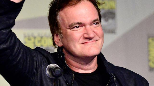 Quentin Tarantino blijft bij plan om nog maar twee films te maken