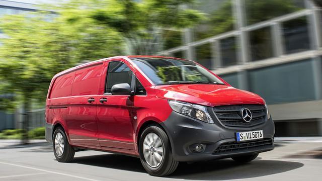 Mercedes onthult nieuwe generatie Vito