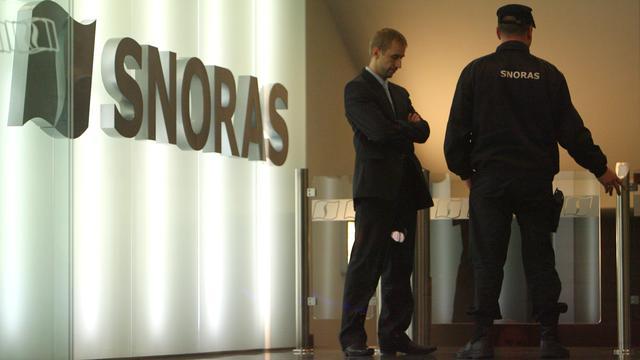 Litouwen grijpt in bij Bank Snoras