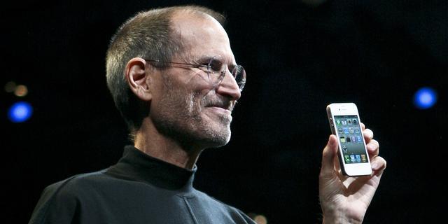Steve Jobs wilde eigen netwerk voor iPhone
