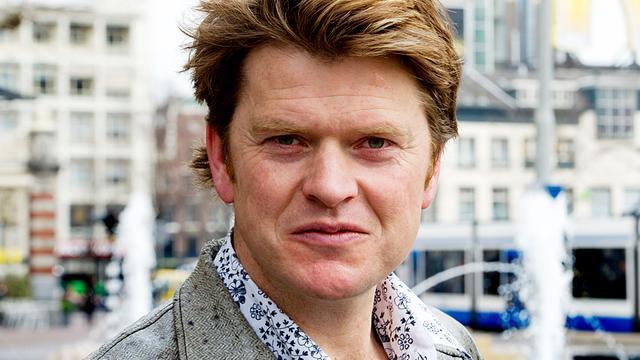 Beau van Erven Dorens werkt samen met John de Mol
