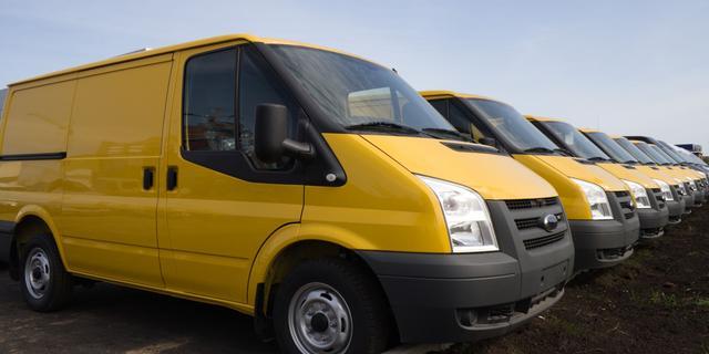 Verkoop bedrijfswagens stijgt in februari