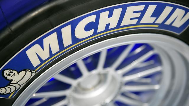 Dure grondstoffen drukken winst bandenmaker Michelin
