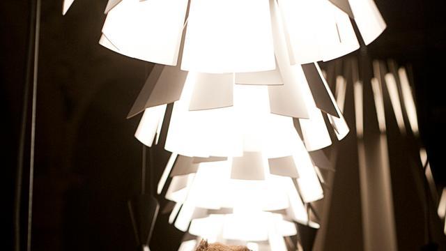 Tim van Steenbergen ontwerpt lamp voor Delta Light