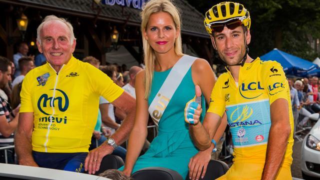Tourwinnaar Nibali zegeviert ook in criterium Stiphout