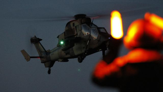 Stadsoorlog bemoeilijkt NAVO-aanvallen