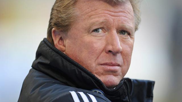 McClaren stapt op bij Nottingham Forest