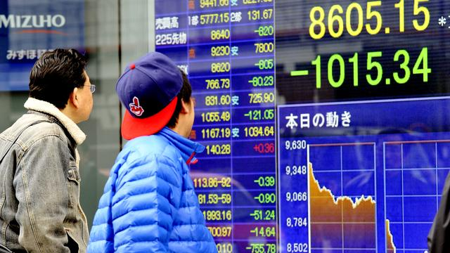 Euro op 10-jarig dieptepunt tegen Japanse yen