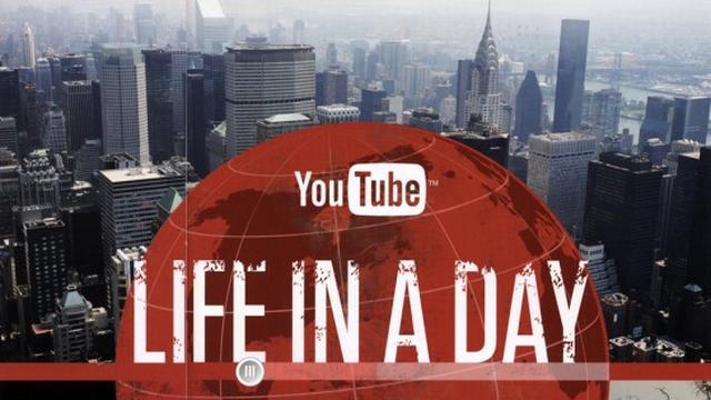 Film Life in a Day online te bekijken