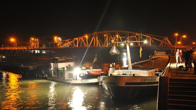 Stremming IJssel voorbij