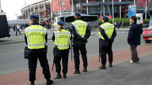 Extra maatregelen tijdens Ajax-Dinamo Zagreb
