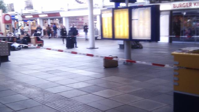 Amstelstation weer vrijgegeven