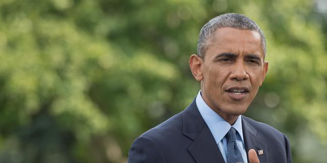 Obama belt met Poetin over Oekraïne