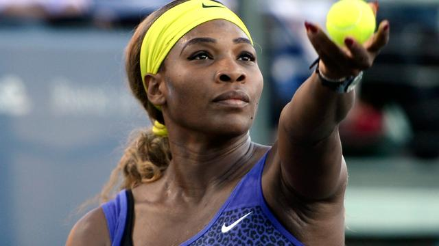 Serena Williams beleeft succesvolle rentree
