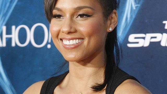 Alicia Keys is opnieuw zwanger