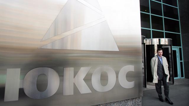 Ook EHRM veroordeelt Rusland in zaak Yukos