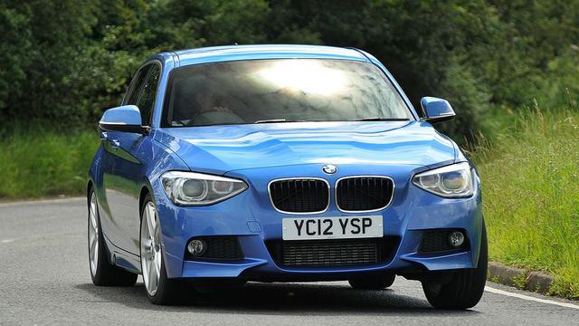 'BMW 1-serie kan platform Mini krijgen'