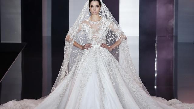 'Haute couture bruidsjurk creëren is slopend'