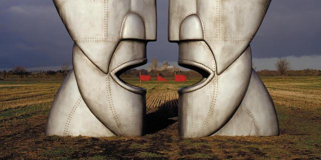 Cd-recensie: Pink Floyd - The Division Bell (2014 Reissue)